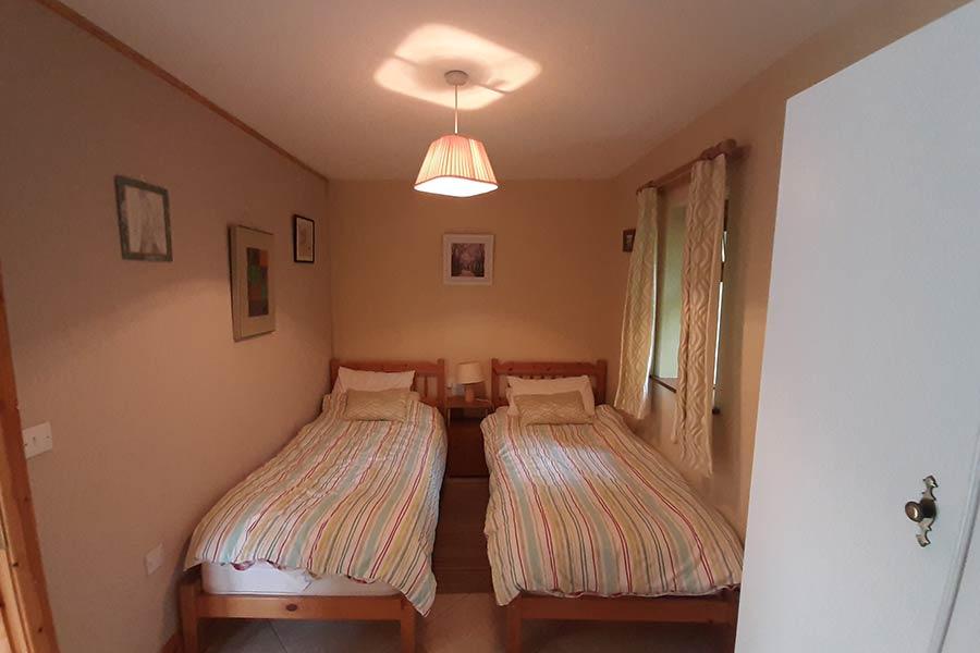 Blackstones Apartment Bedroom