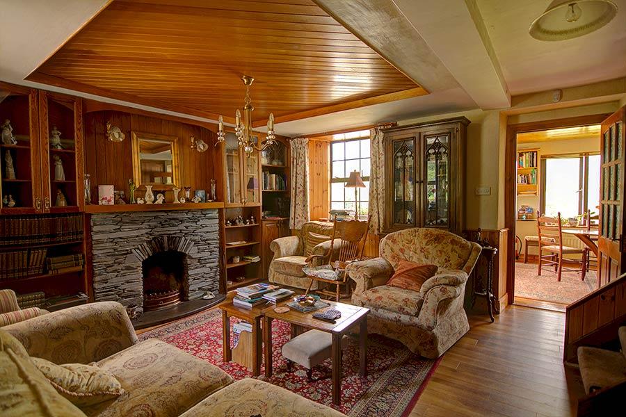 Blackstones House Living Room