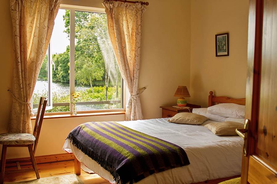 Blackstones Lodge Bedroom