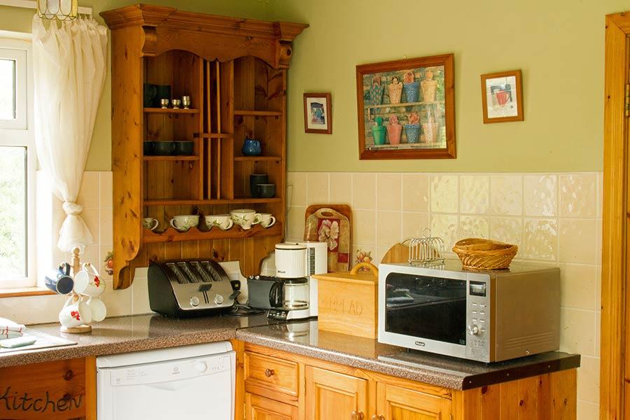 Blackstones Lodge Kitchen